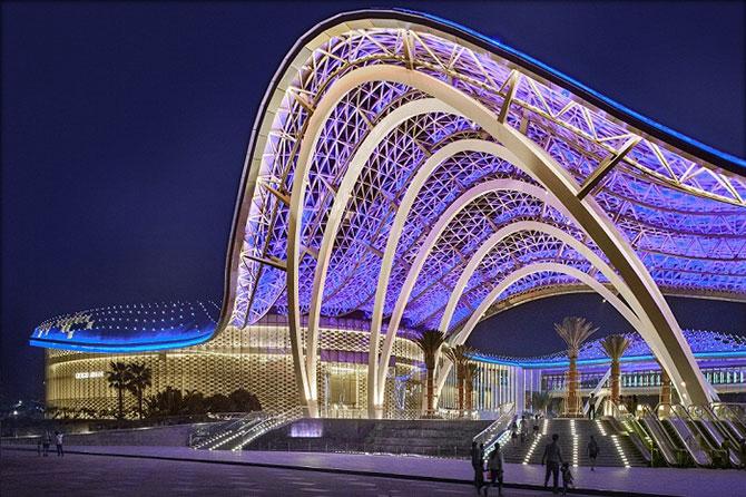 Sanya Shopping Center Panorama Lighting Consultants Intl