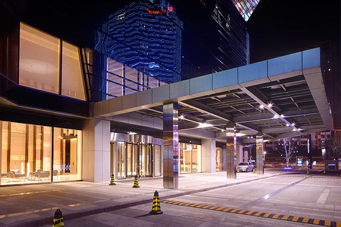 珠海市仁恒洲际酒店